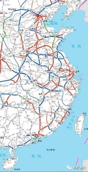 聊城城际铁路规划图_东部赢家遍地、中部新贵诞生、东北格局未变、西部两强冒出 ...